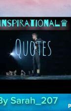Inspirational QUOTES♛ by Sarah_207