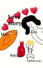 Jula x Mati Love Story by Geralt_kun
