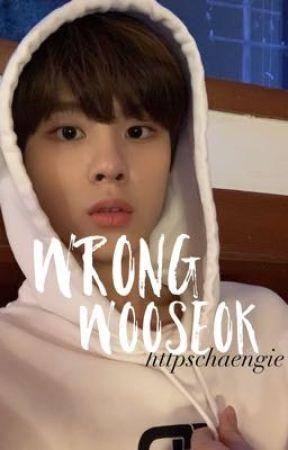 Wrong Wooseok by jinsushi