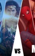 Bocoran Film Marvel & DC Comics di Tahun 2020 by trinitanovita