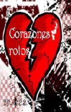 Corazones rotos by daisofiagarmadon