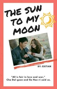 The Sun to my Moon cover