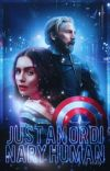 Just An Ordinary Human   Steve Rogers [1]   cover