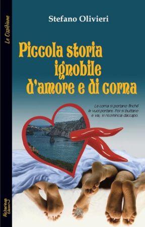 Piccola Storia Ignobile d'Amore e di Corna (Alcheringa Edizioni) preview by Ciubestories