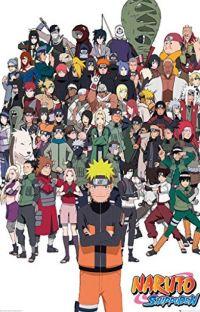 Female Naruto x Male reader x Hinata cover