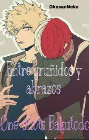 Entre gruñidos y abrazos (one shots TodoBaku) by OkasanNeko
