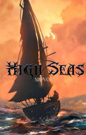 HIGH SEAS by ArlepVzquez