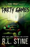Fear Street: Party Games EXCERPT cover