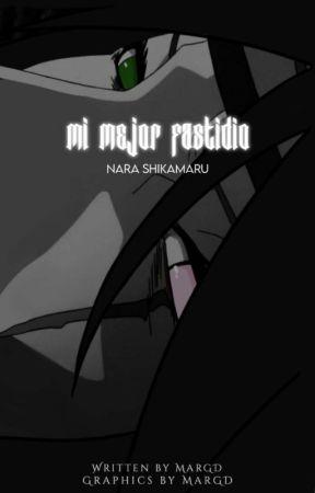 𝐌𝐈 𝐌𝐄𝐉𝐎𝐑 𝐅𝐀𝐒𝐓𝐈𝐃𝐈𝐎┆Nara Shikamaru  by Mar_GD