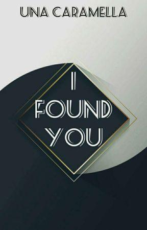 I Found You by Una_Caramella