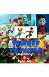 YUSOFF TAIYOOB=  Boboiboy galaxy dan Ejen Ali cover