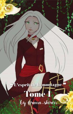 l'esprit de la montagne, Kimetsu No Yaiba /démon Slayer  by Dr_shiren