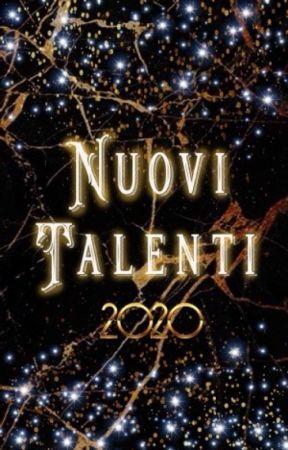 Nuovi Talenti 2020 by nuovitalenti
