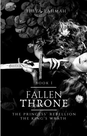 Fallen Throne by ThiyaRahmah