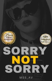 SORRY NOT SORRY © ✔️ cover