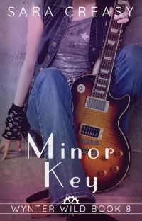 Minor Key (Wynter Wild #8) cover