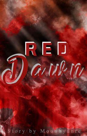 Red Dawn || Drabble || ChanBaek by Moonbyunie