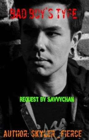 the bad boy's type (NateWantsToBattle x reader) by Skyler_fierce