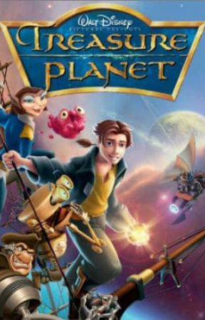 Treasure Planet by RayJaeger