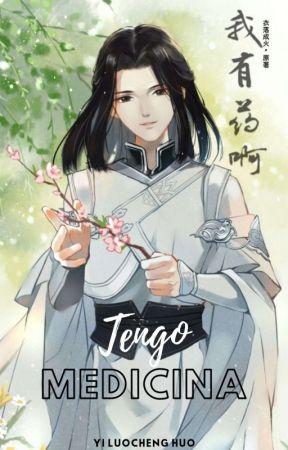 Tengo Medicina by AkairoAki