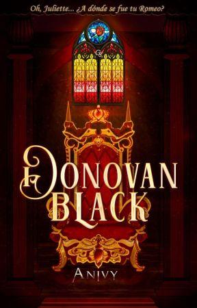 Donovan Black by Anivy-Books