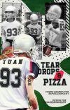 Teardrops & Pizza - Mark Tuan cover