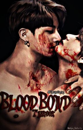 Blood bond / VKOOK by RoroBaka