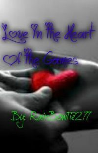 Love in the heart of the games cover
