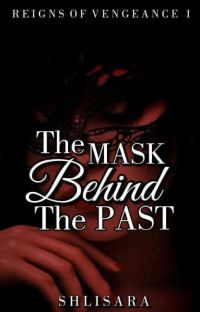 THE MASK BEHIND THE PAST cover