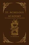 St. Achelous Academy: The Hidden School For Demigods cover