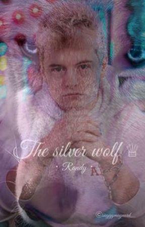 The silver wolf ~ Randy by suggymaynard_