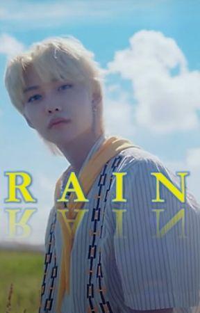 Rain || Lee Felix FF  |⚡| by IGOTARMY-STAY