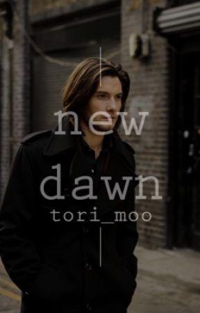 New Dawn: Caspian X Reader by tori_moo