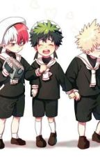 Meant For Us  • TodoDekuBaku • by Boba_TeaMin