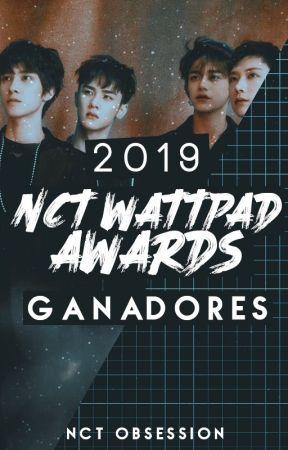 【GANADORES】 NCT Wattpad Awards 2019 by nctzenawards