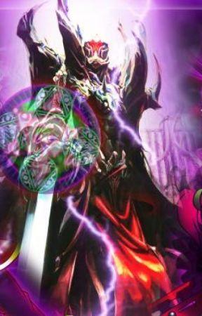 DARKENED TWILIGHTS - Darkened Knights of Desolation by Arucana