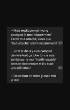 Immaturité profonde ( feat RadioGaga_413) by NellieMacfly