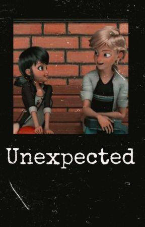 Unexpected by straightnogayvodka