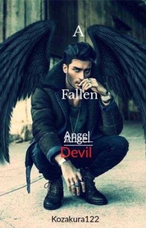 A Fallen Angel [BxB] by kozakura122