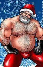 Santa's Surprise Visit (Smut) by jellyjesus