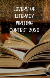 LOVERS OF LITERACY WRITING COMPETITION 2020 cover