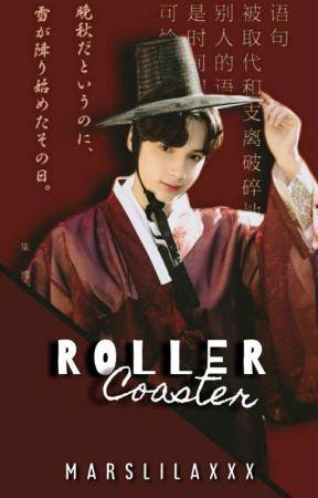 ROLLER COASTER - HAREM! HUENINGKAI by marslilaxxx