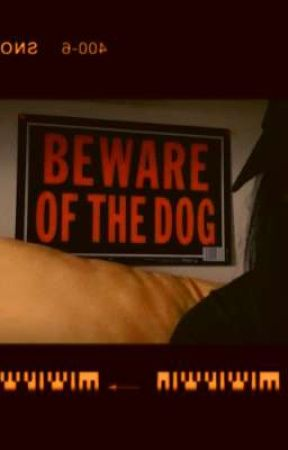 Beware Of The Dog by 7687mango