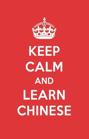 Keep Calm and Learn Chinese! by chioneexo