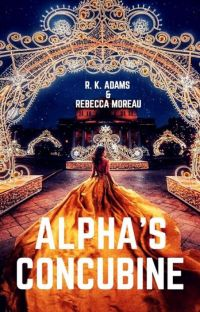 The Alpha's concubine (Girl x Werewolf) cover