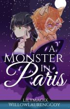 A Monster in Paris︱A MariBlanc Love Story by lilymagix
