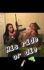 His ride or die ❤️🔫( slow updates )  by st3ppa