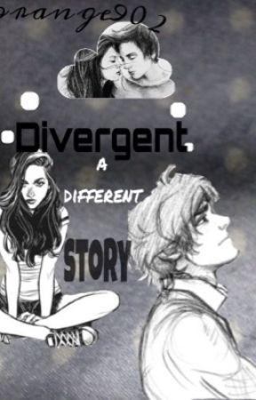 Divergent a different story Tris by Orange902
