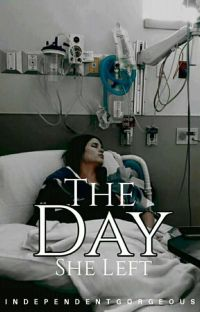The Day She Left cover