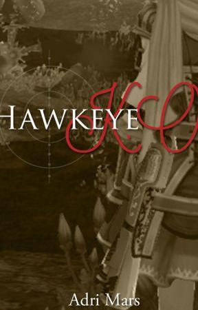Hawkeye K.O. by AdriCULOUS